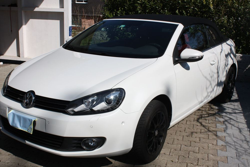 VW Golf Cabrio 1.4 TSI Design