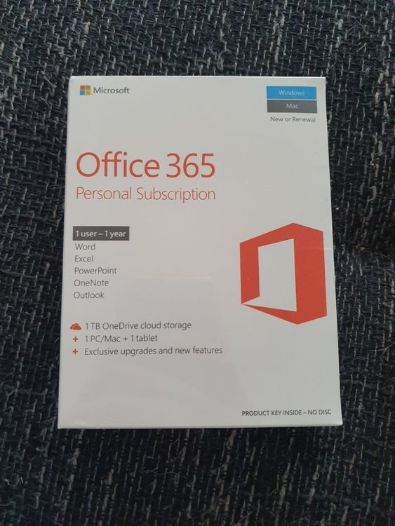 Office 365 Personal Subcription