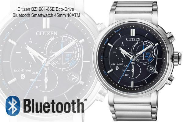 Citizen Eco-Drive Bluetooth 45mm 10ATM
