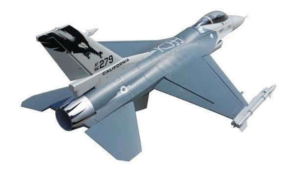 Falcon F-16 V2, 1245mm, PNP-Set, HSDJETS