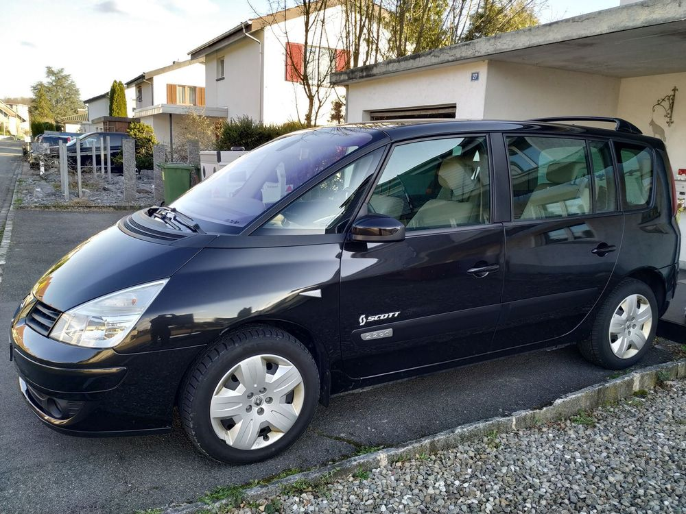 RENAULT Espace 2.2 dCi Expression Automatic