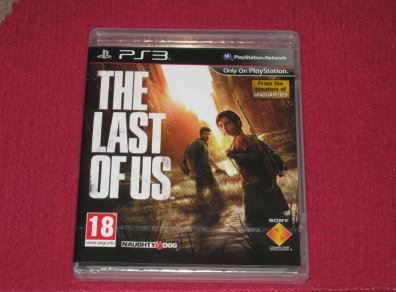 PS 3  The Last of Us