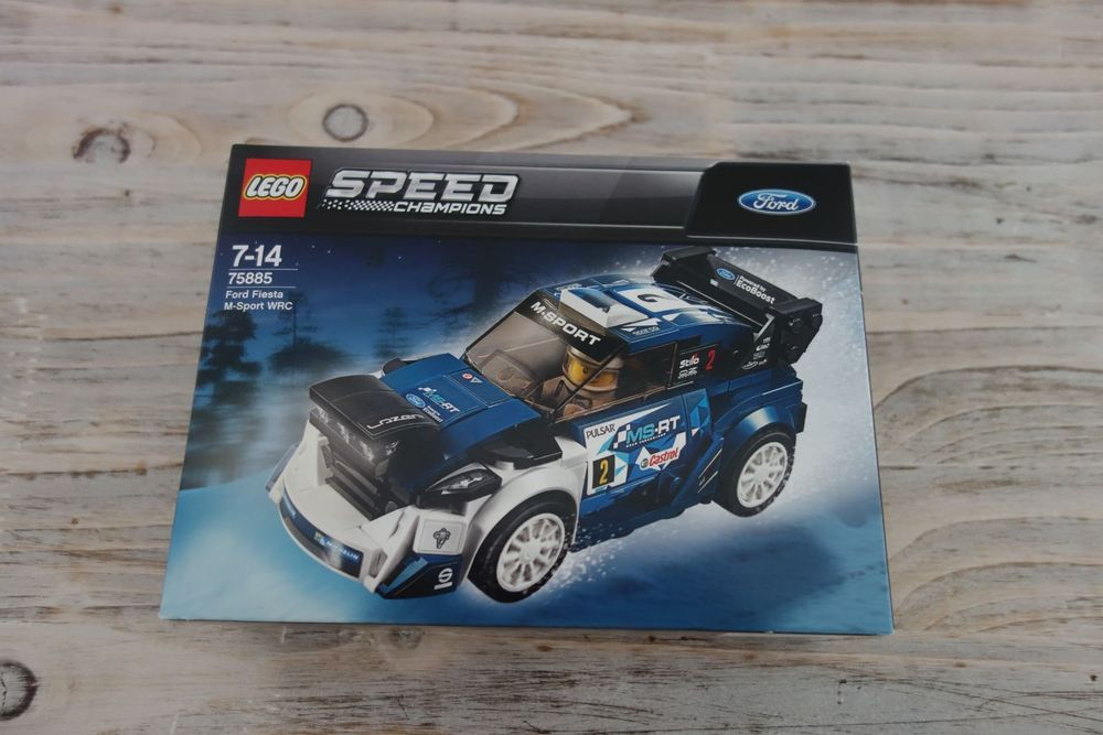 LEGO 75885 Speed Champions Ford Fiesta