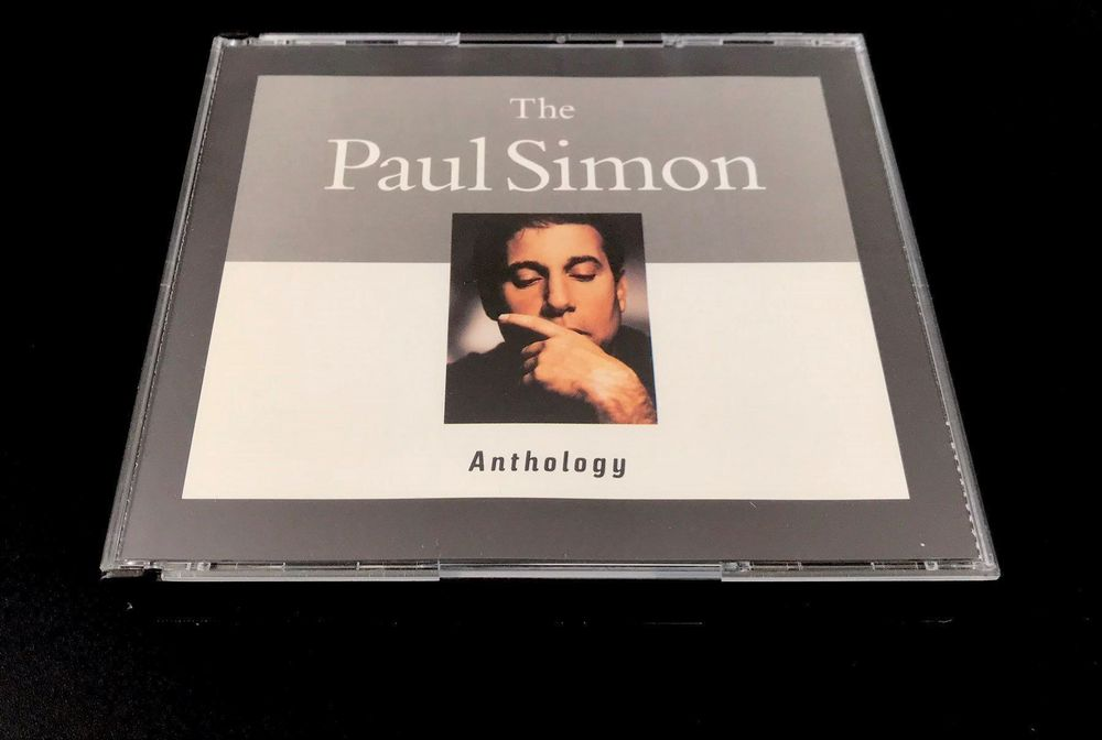 2CD PAUL SIMON ANTOLOGY
