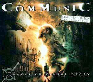 Communic – Waves Of Visual Decay, lim.