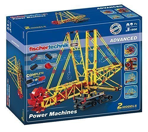 FischerTechnik 520398 - Power Machine