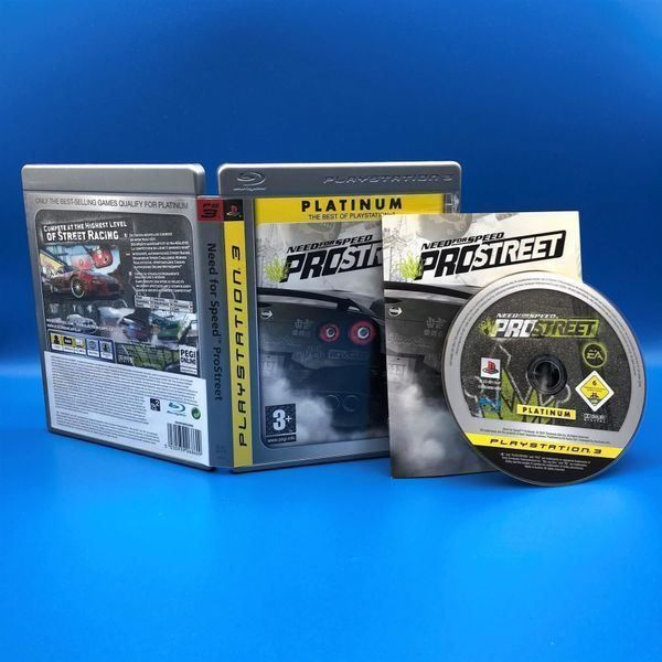 Need For Speed  Prostreet -PS3-