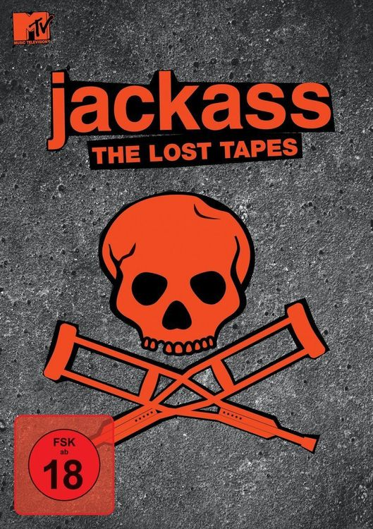 DVD  Jackass - The Lost Tapes