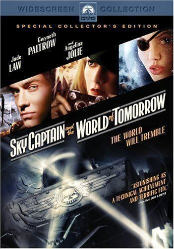 DVD  Sky Captain and the World