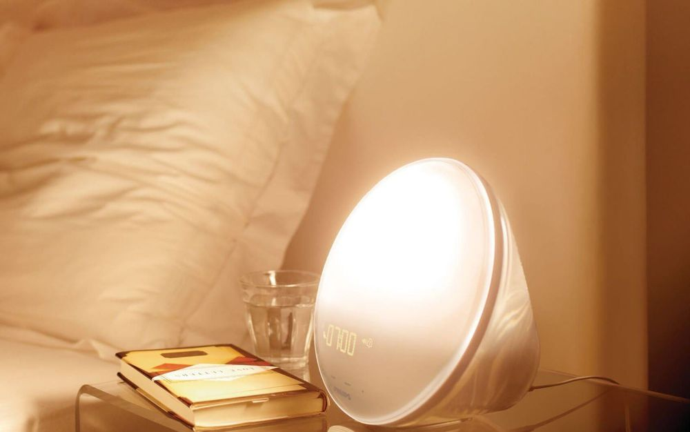 Philips Licht Wecker Wake-up Light 3520 | Kaufen auf Ricardo