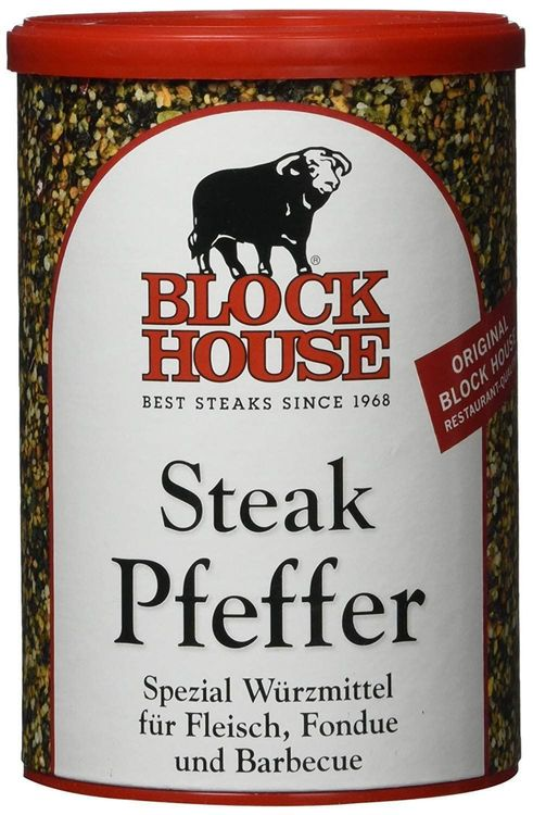 Block House Pfeffer