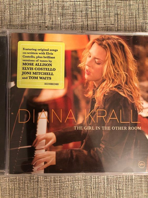 Diana Krall • the girl in the other room