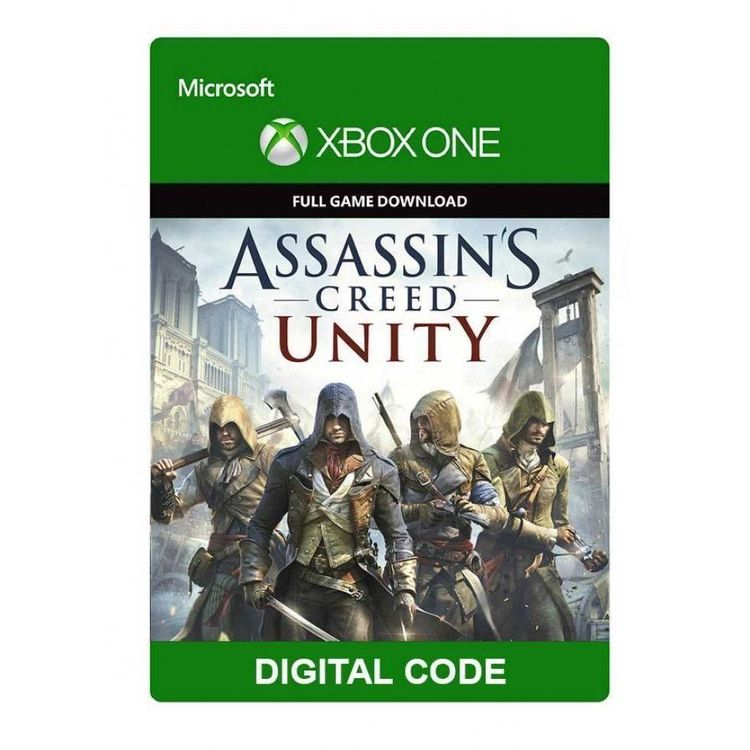 Assassin's Creed Unity Xbox One Code