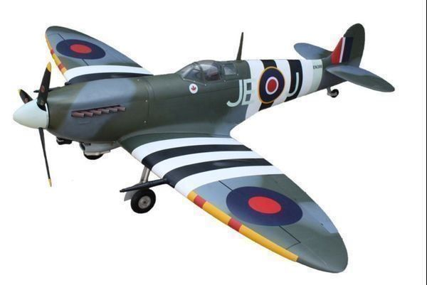 Spitfire V2 - 35ccm, 2058mm, TopRC Model