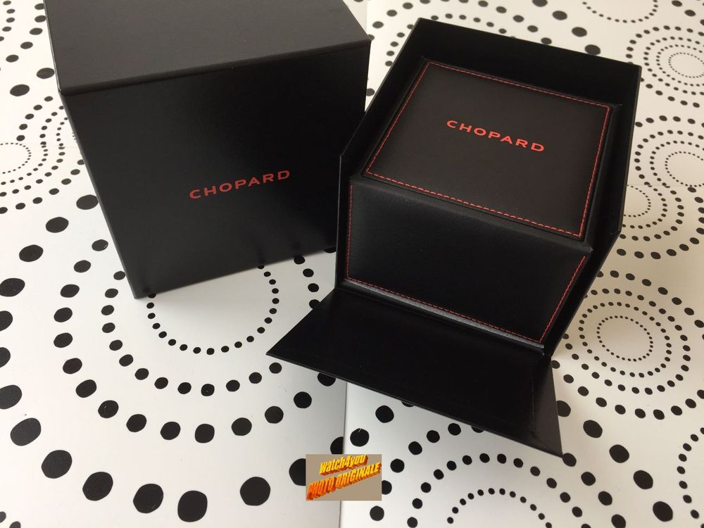 CHOPARD ORIGINAL BOX ECRIN WATCH - NEW !