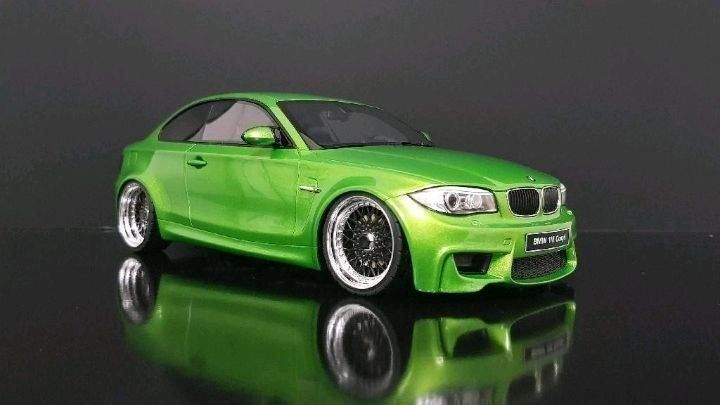 1/18 BMW M1 Coupe Tuning GT Spirit