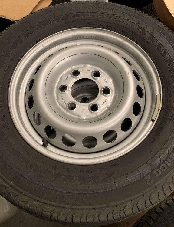 VW Crafter Continental 235/65R16C