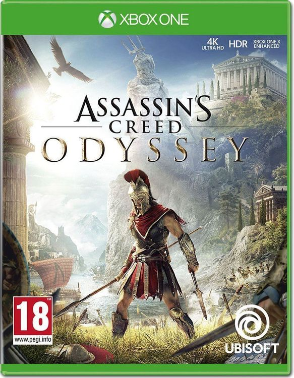 Assassins Creed Odyssey Unverpackt