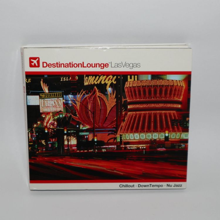 2CD DestinationLounge,Las Vegas, Nu Jazz