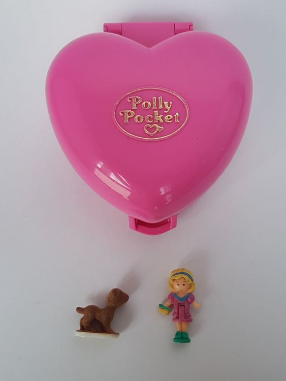 Polly Pocket , Precious Puppy, 1993