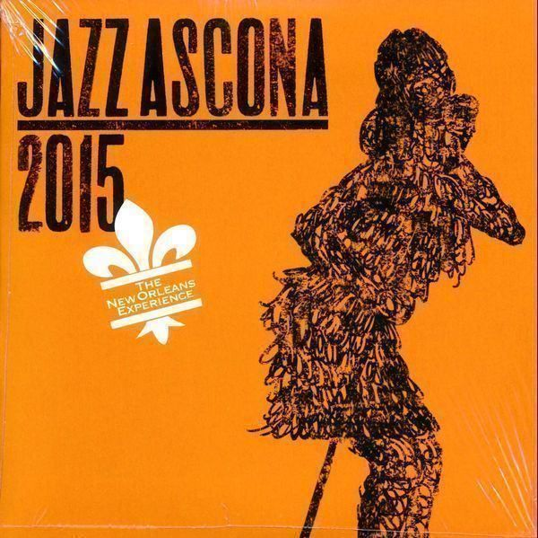 JAZZ ASCONA 2015 SAMPLER (CD Fabrikneu)