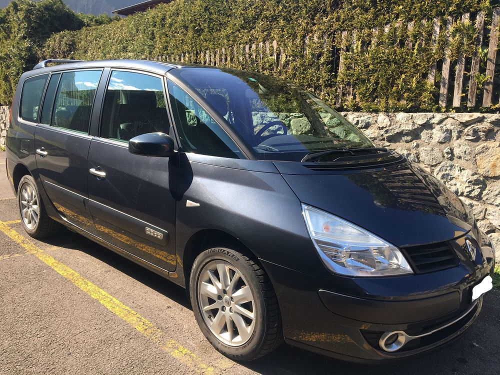 RENAULT Grand Espace 2.0 dCi Swiss Edition