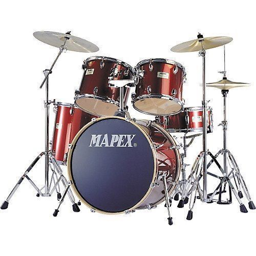 Drumset Mapex V-Series / Color = Black !