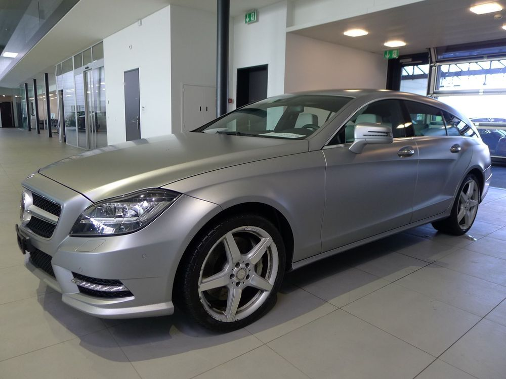 MERCEDES-BENZ CLS Shooting Brake 500 4Matic 7G-Tronic
