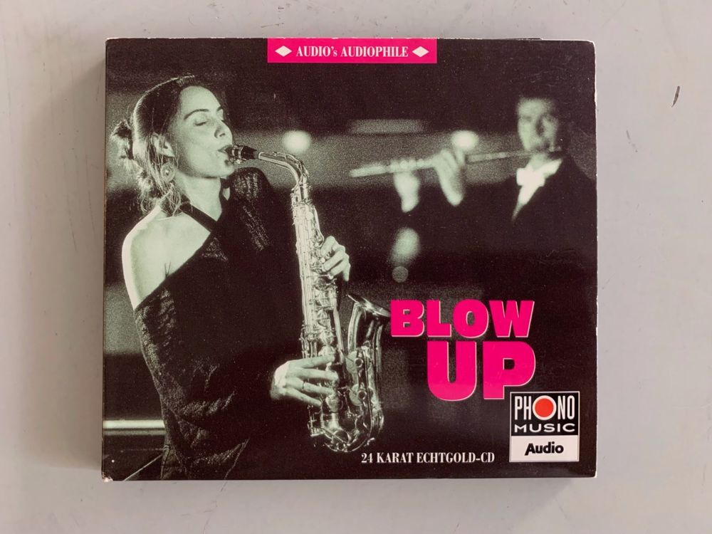 ZOUNDS Audio`s Audiophile CD Blow It Up