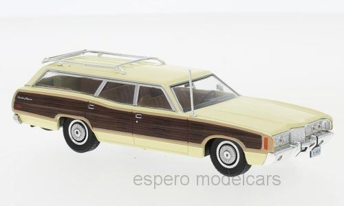 Ford LTD Country Squire 1971-1972 hell