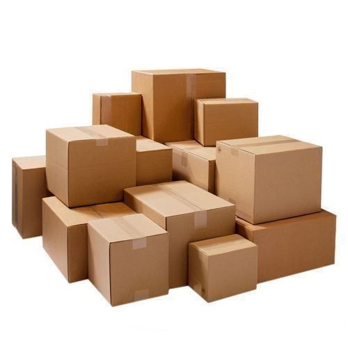 50xCarton Fold Box Postbox 350*190*230mm