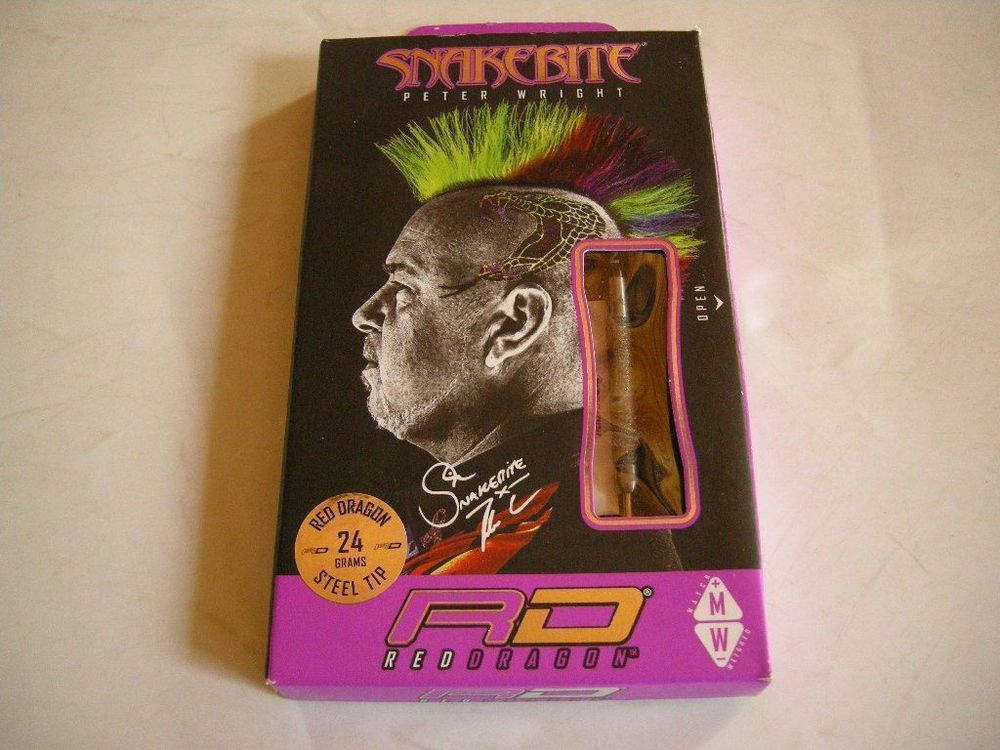 Peter Wright Euro 11 Element 24g Darts