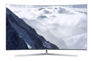 """Samsung 55"""" 4K Curved SUHD LCD"""