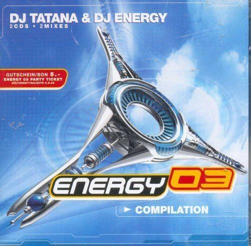 CD  Energy 03 Compilation