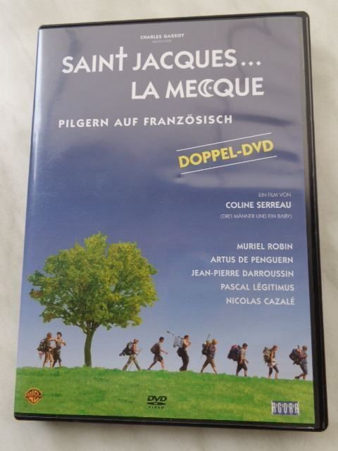 Saint Jacques..La Mecque (DVD)