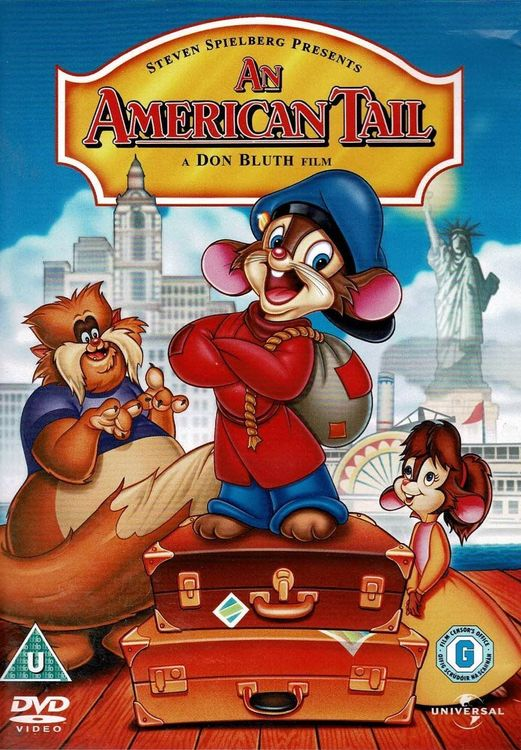 DVD - An American Tail