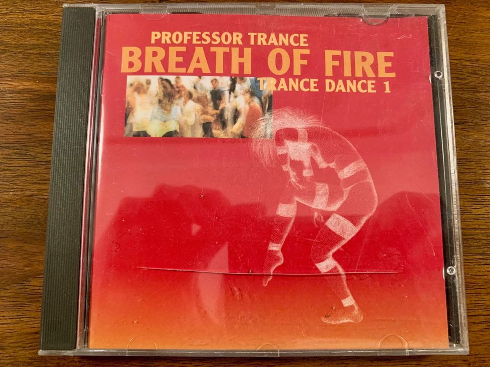 Prof. Trance - Breath of Fire - Trance 1