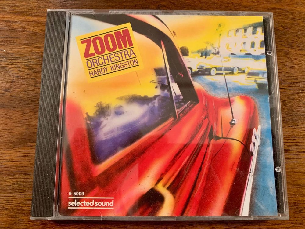Zoom Orchestra - Hardy Kingston