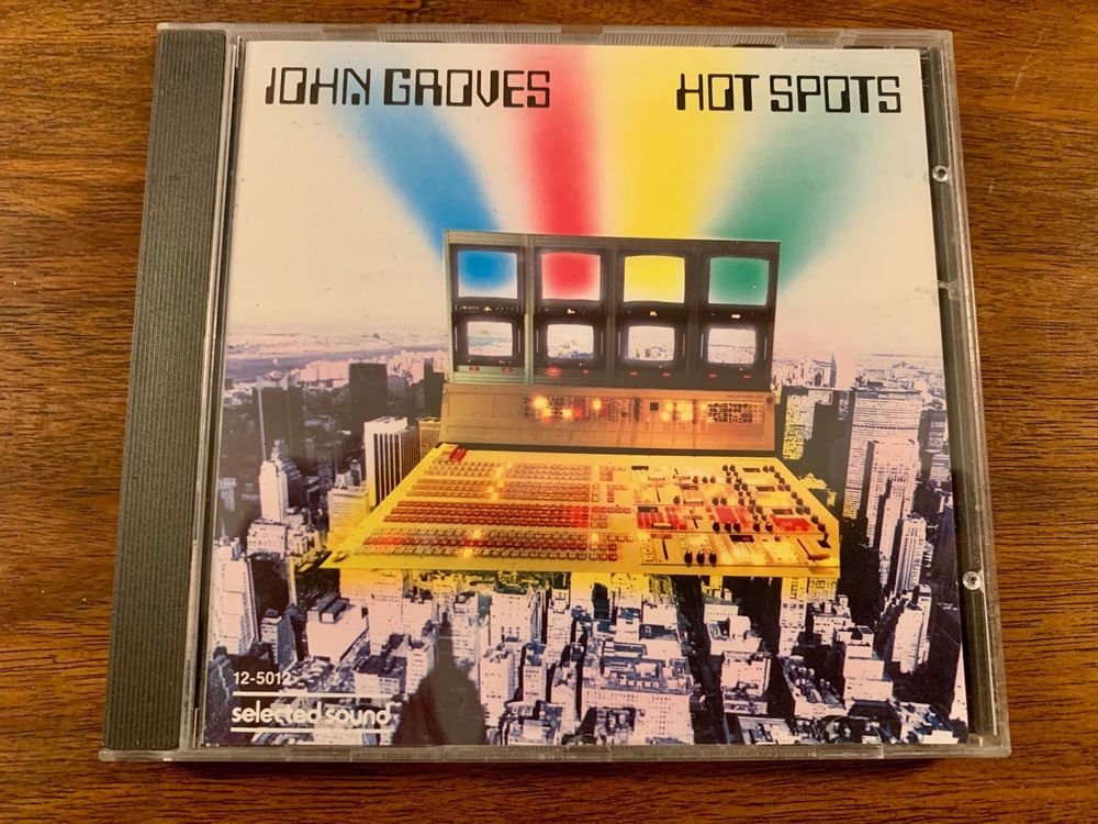 Hot Spots - John Groves