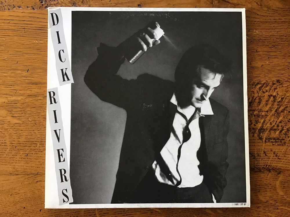 LP Dick Rivers « Tendre Teddy  Boy »