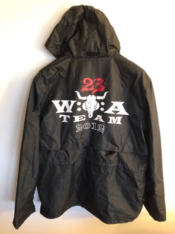 Wacken Open Air Team Regenjacke XL NEU