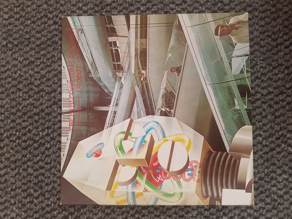 The Alan Parsons Project, I Robot