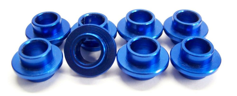8er Set SPACER 8mm Achse Inliner Skate