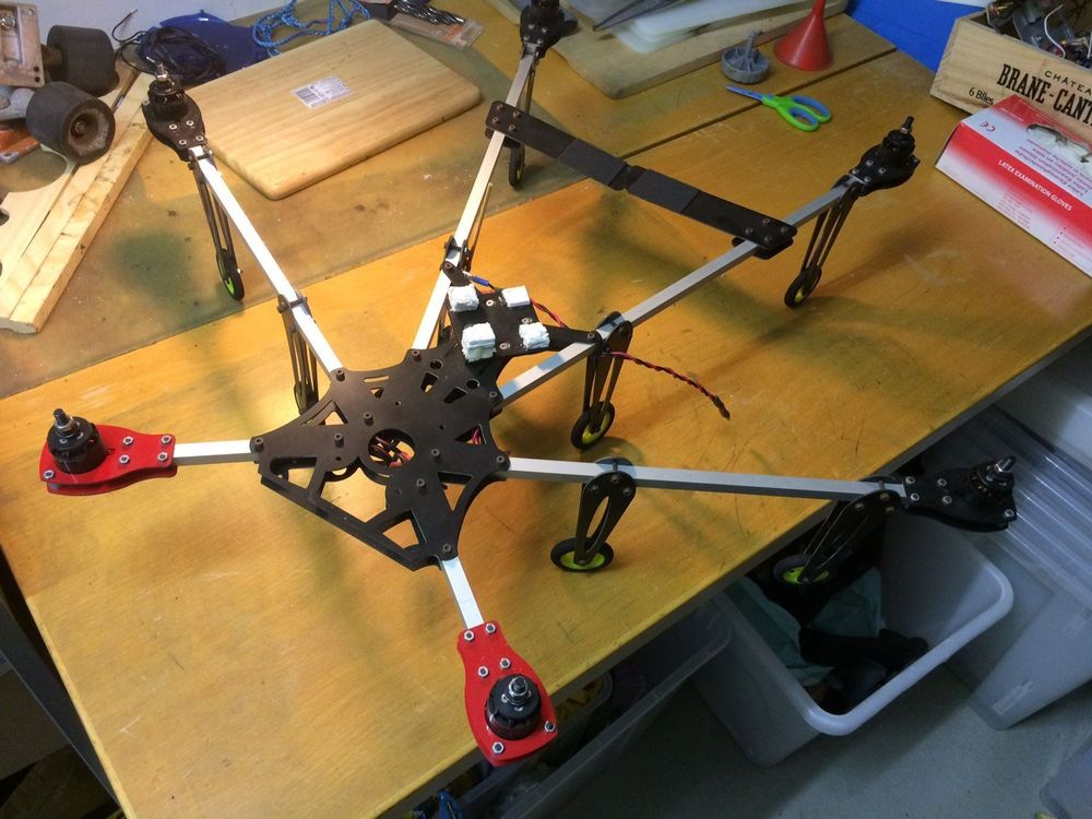 RC Hexcopter Quadcopter Drohne