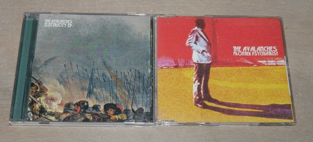 2xCD: The Avalanches