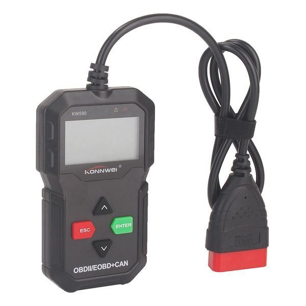 Auto OBD2 Diagnosegerät Diagnose Tester