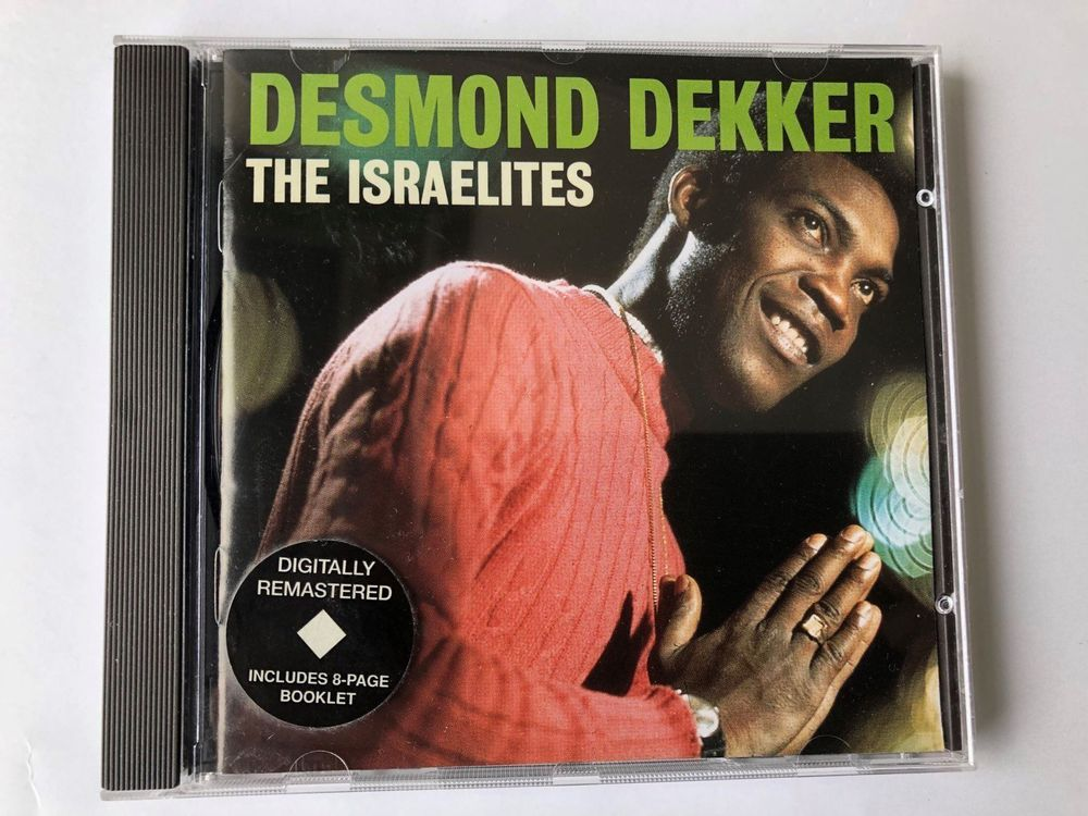 Desmond Dekker CD - The Israelites