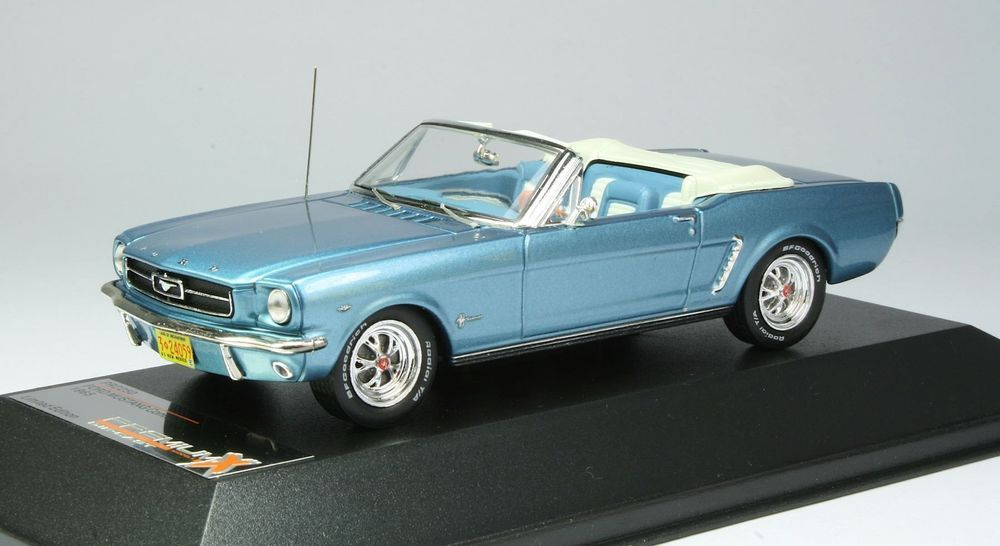 Ford Mustang Convertible 1965, 1.43