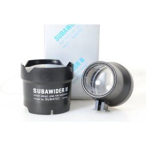 Subawider II wide-angle conversion lens