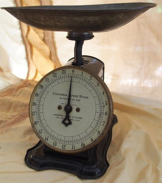 Columbia Family Scale ancienne balance